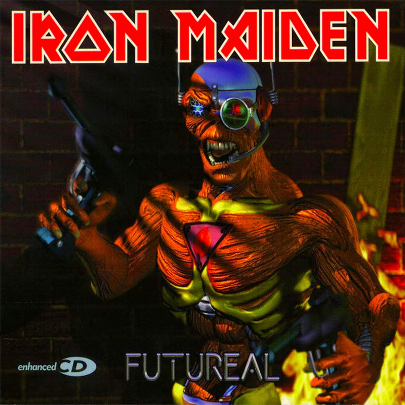 Iron Maiden - Futureal