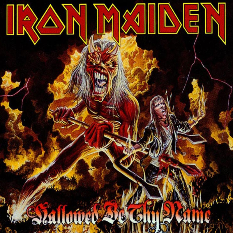 Iron Maiden - Hallowed Be Thy Name (Live)