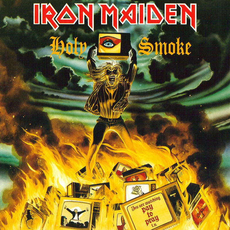Iron Maiden - Holy Smoke